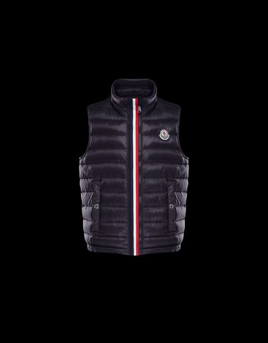 Moncler Junior 8-10 Years - Boy Man: BLAVET