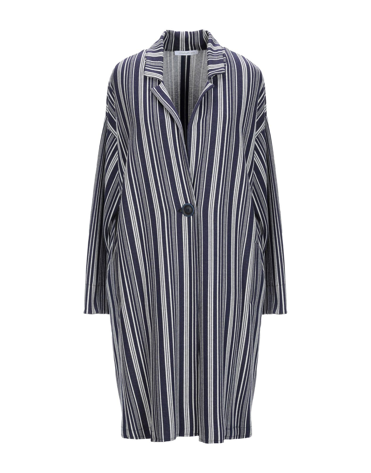 PAOLA PRATA Легкое пальто paola prata легкое пальто