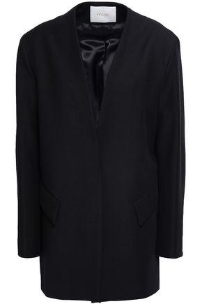 MAJE Valleane cotton-blend twill jacket