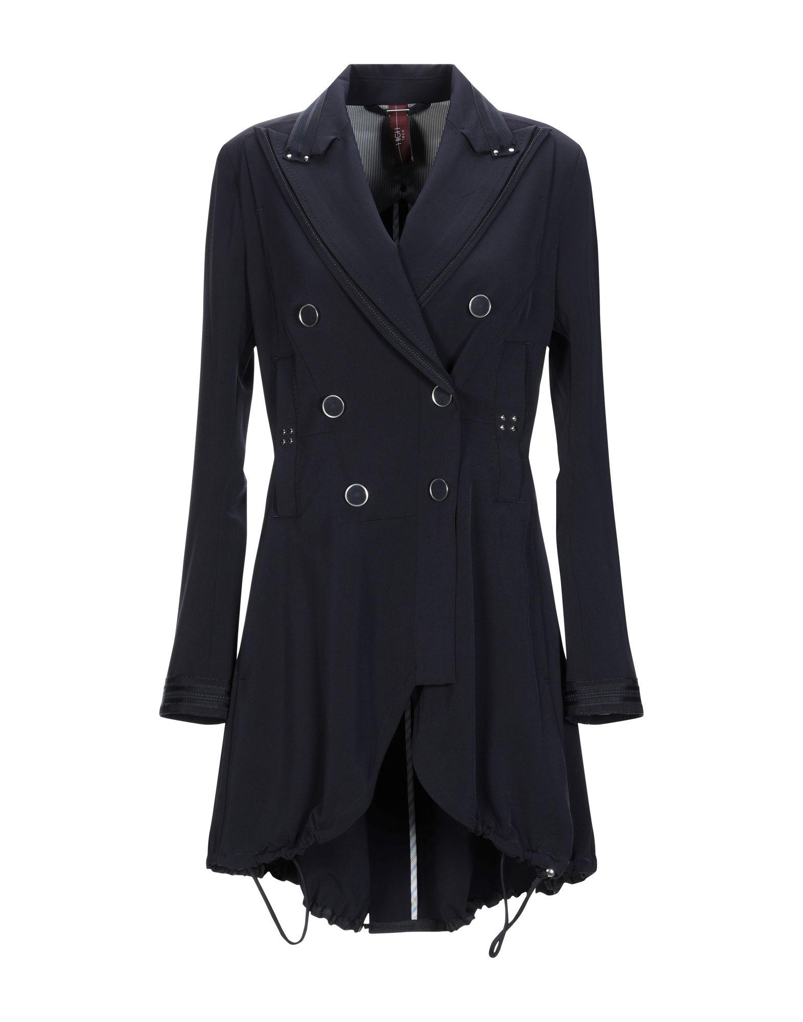HIGH TECH Легкое пальто редуктор walcom 61000