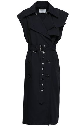 3.1 PHILLIP LIM Gabardine trench coat