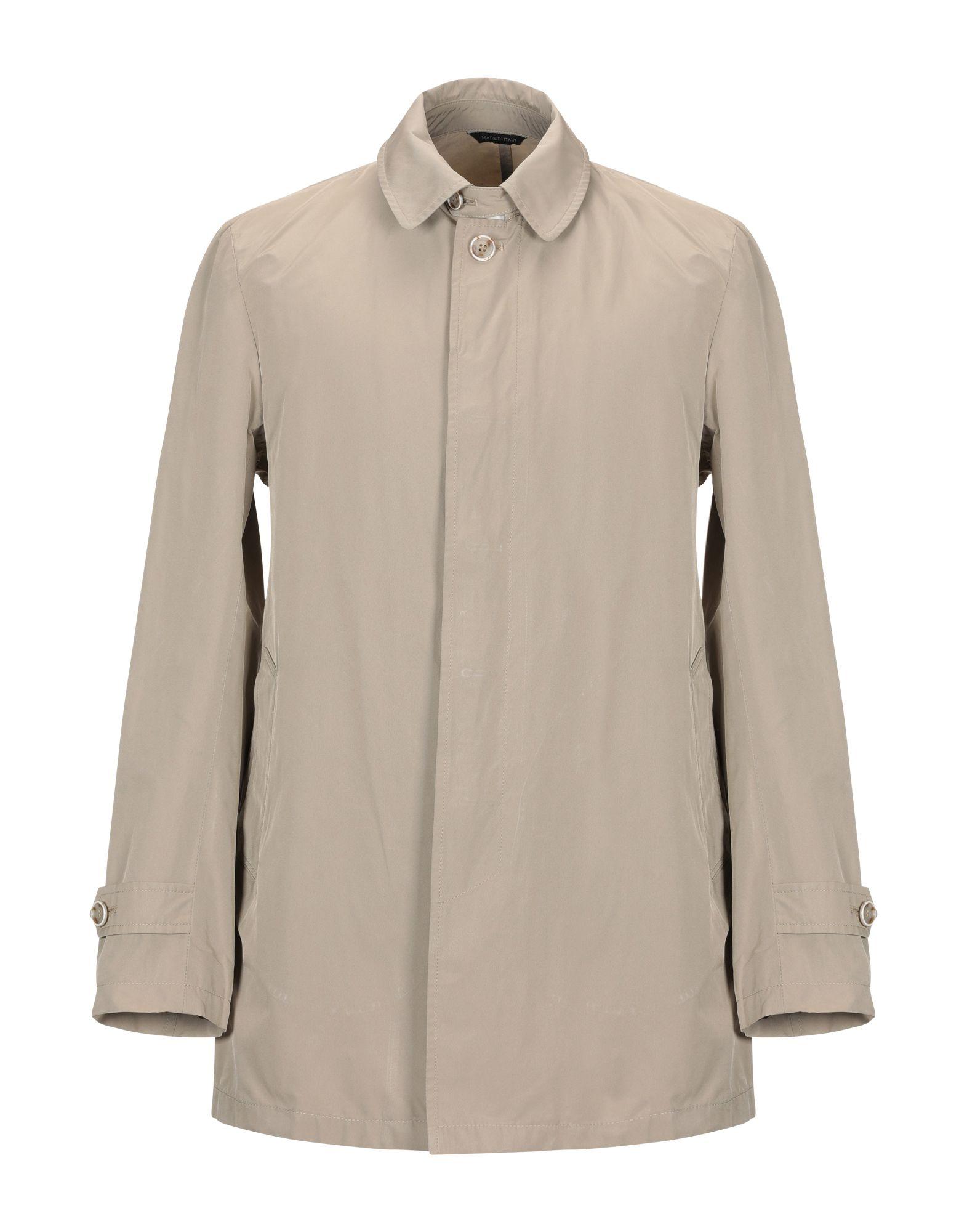 STEFANO CAPALDI Легкое пальто все цены