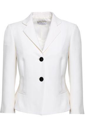 NARCISO RODRIGUEZ Wool-twill blazer