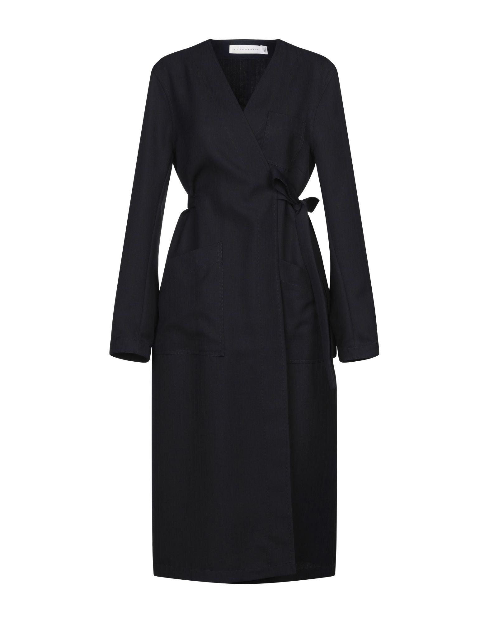 VICTORIA BECKHAM Легкое пальто цены онлайн
