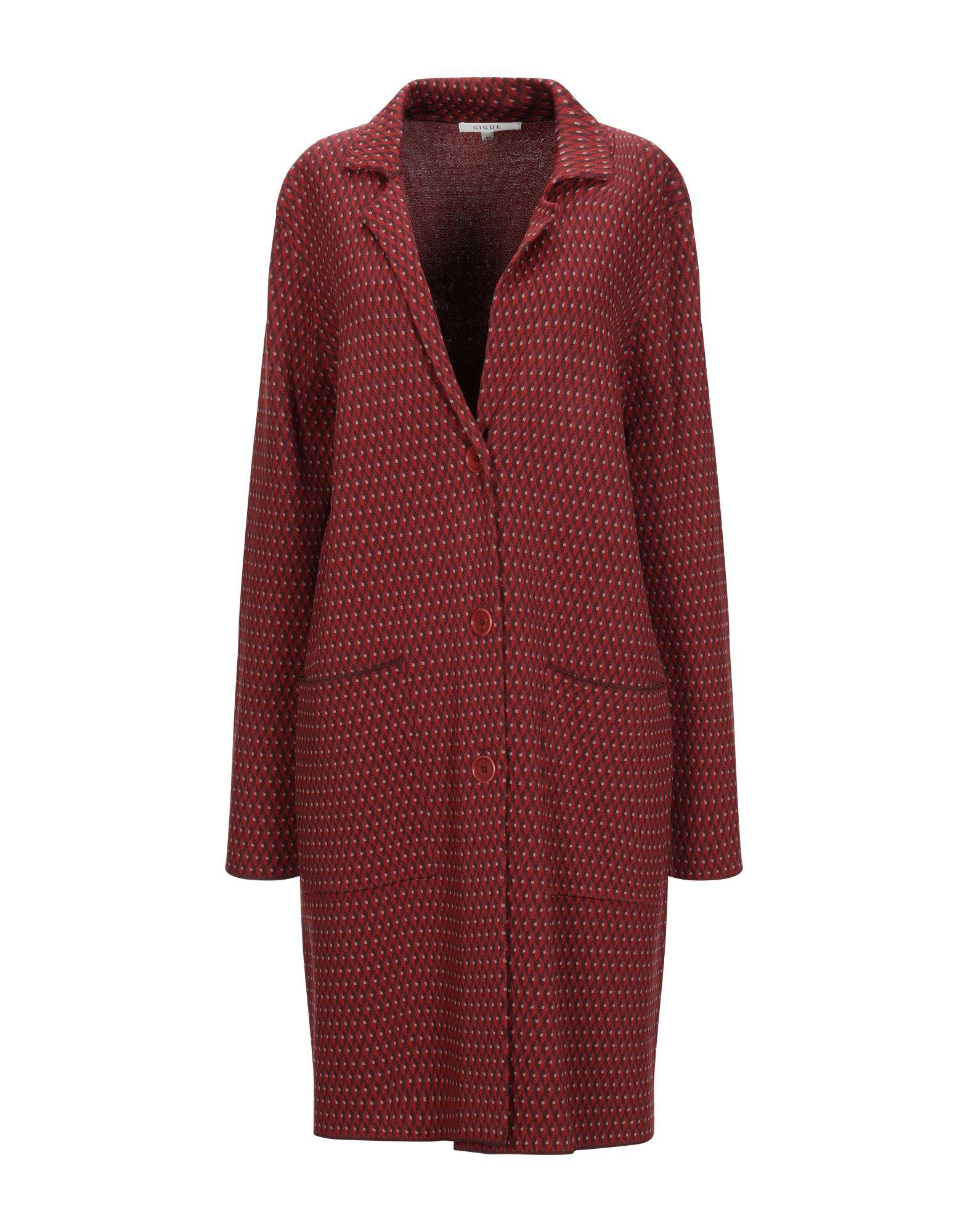 цены на GIGUE Легкое пальто  в интернет-магазинах