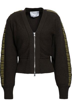 3.1 PHILLIP LIM Intarsia-knit jacket