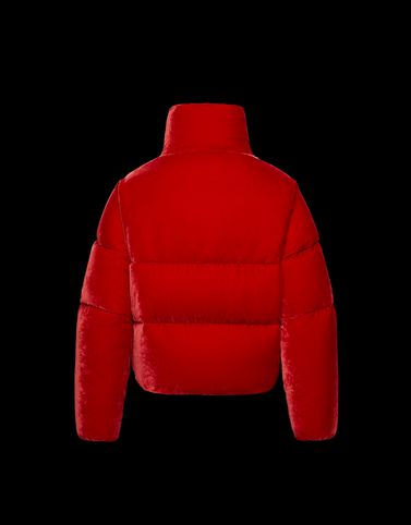 Moncler Short Down Jackets Woman: CERCETTE