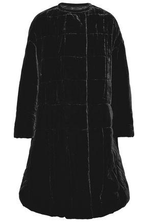 ISABEL MARANT Tao oversized velvet coat