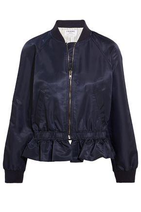 FRAME Shell bomber jacket