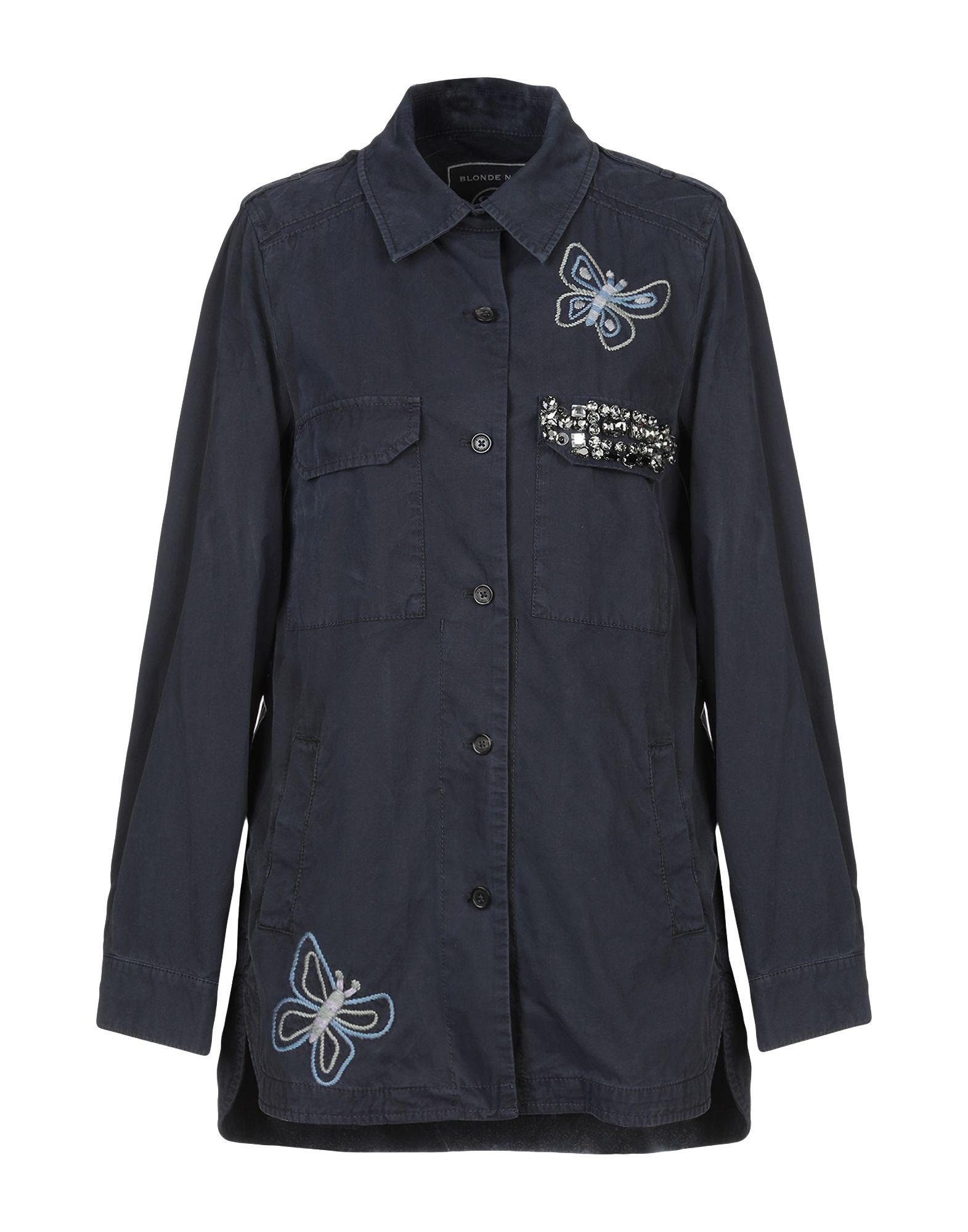 BLONDE No.8 Легкое пальто цена