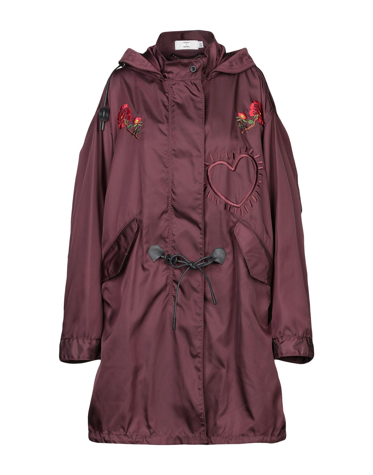 COACH Легкое пальто