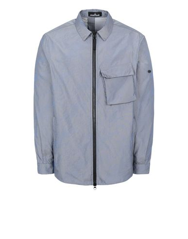 41104 OVER SHIRT (LENTICULAR JACQUARD)