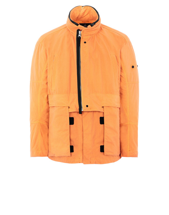 休闲夹克 41001 DIVIDED FIELD JACKET WITH STOWABLE SPLIT HOOD AND ENCASE PANEL (HOLLOWCORE) STONE ISLAND SHADOW PROJECT - 0