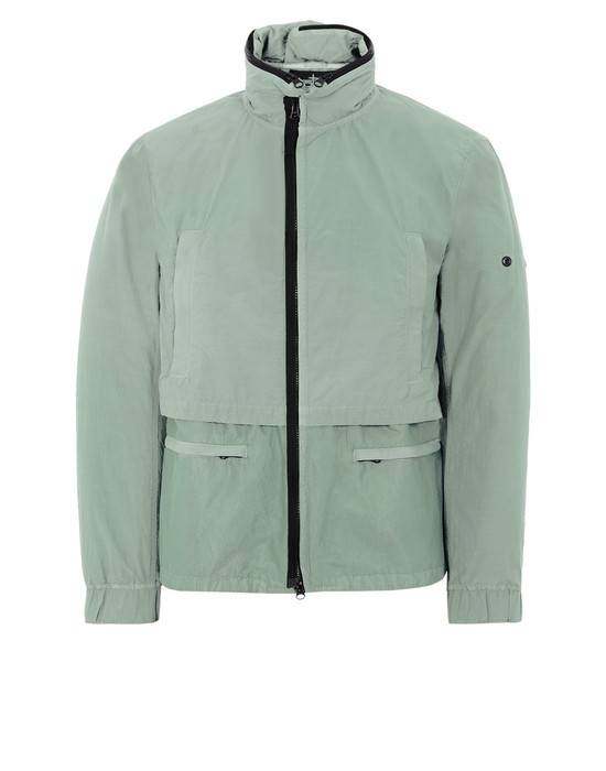 Jacket 40903 FIELD JACKET WITH STOWABLE SPLIT HOOD (NASLAN LIGHT) STONE ISLAND SHADOW PROJECT - 0