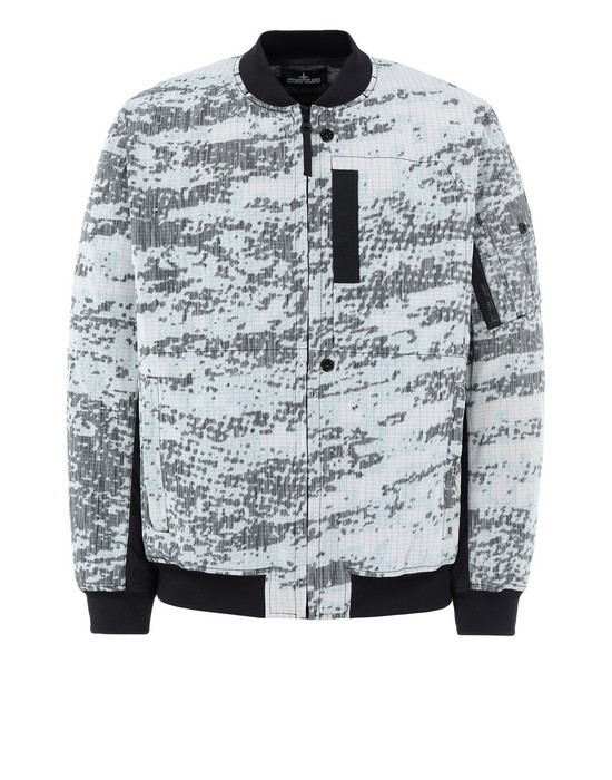40412 BOMBER JACKET (DPM CHINÉ)