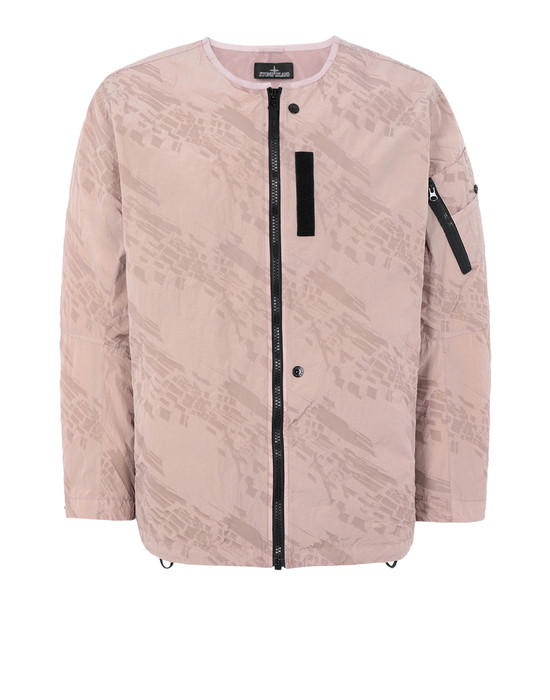 Jacket 40505 OVERSIZED BOMBER (IMPRINT NYLON) STONE ISLAND SHADOW PROJECT - 0