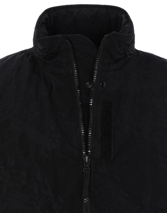 41863656bl - COATS & JACKETS STONE ISLAND SHADOW PROJECT