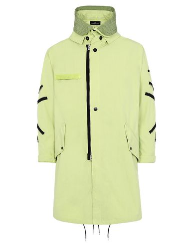 70401 OVERSIZED ARTICULATED FISHTAIL PARKA WITH DROP POCKET AND ADJUSTMENT ZIPPER (HOLLOWCORE)
