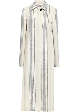 JIL SANDER Tweed coat