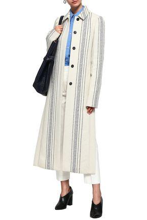 JIL SANDER Tweed coat