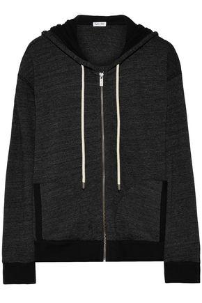 SPLENDID Jersey hooded jacket