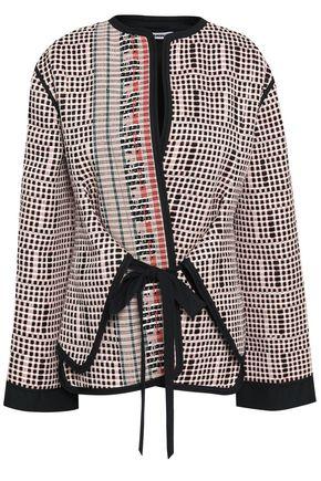 JIL SANDER Jacquard jacket