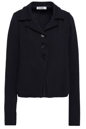 JIL SANDER Virgin wool jacket