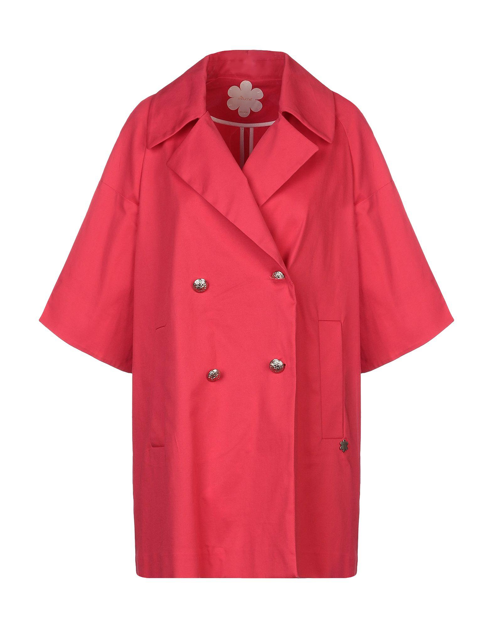 MOUCHE Легкое пальто