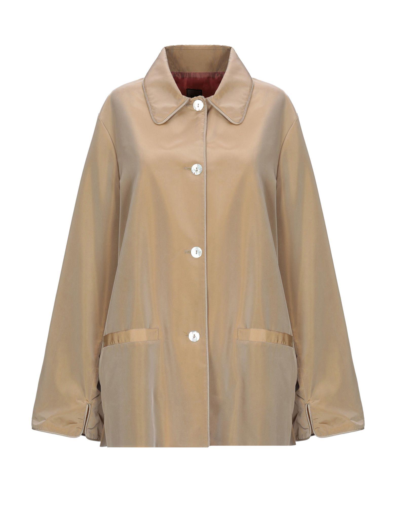 цены M.P. DI ANNALISA PARESI Легкое пальто