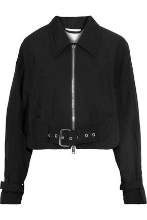 3.1 PHILLIP LIM Cropped twill jacket