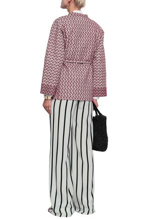 FIGUE Printed cotton jacket