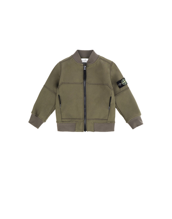 Blouson 40134 LIGHT SOFT SHELL-R STONE ISLAND JUNIOR - 0