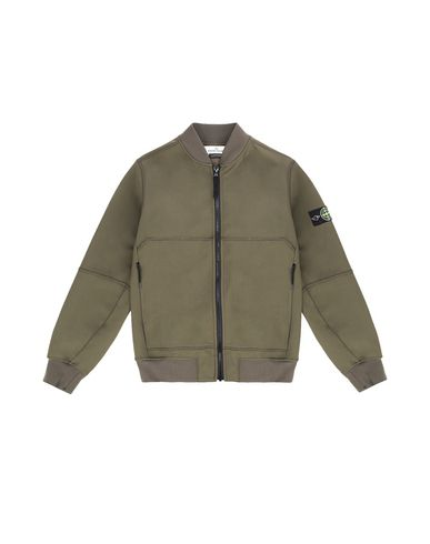 STONE ISLAND KIDS Jacket Man 40134 LIGHT SOFT SHELL-R f