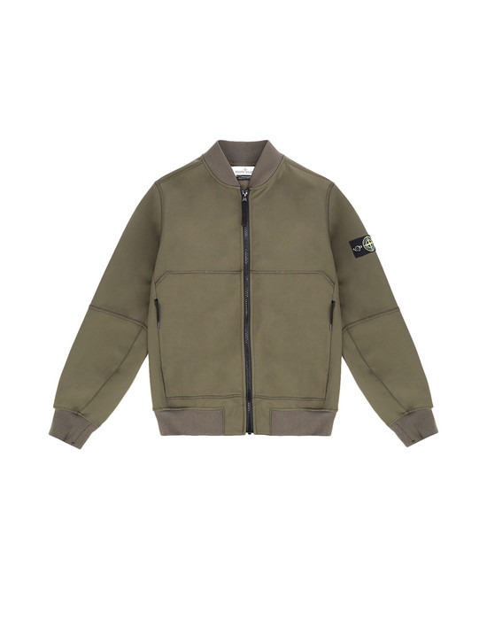Jacket 40134 LIGHT SOFT SHELL-R STONE ISLAND JUNIOR - 0