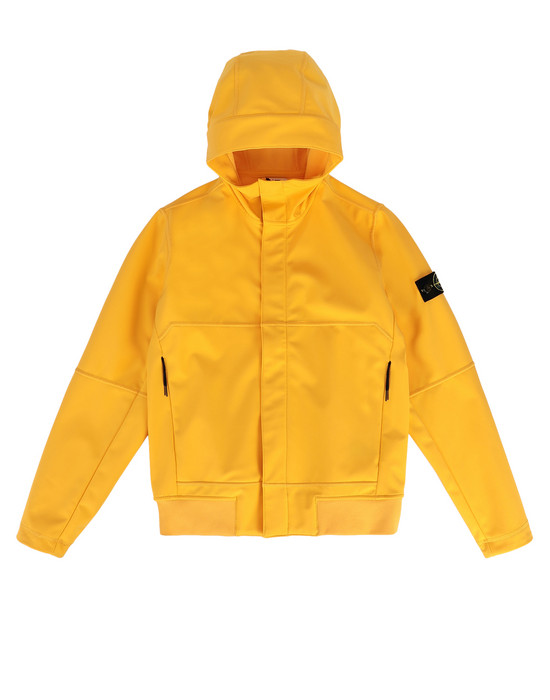 Jacket 40234 LIGHT SOFT SHELL-R STONE ISLAND JUNIOR - 0