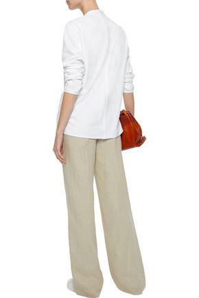 MAJESTIC FILATURES Linen blazer