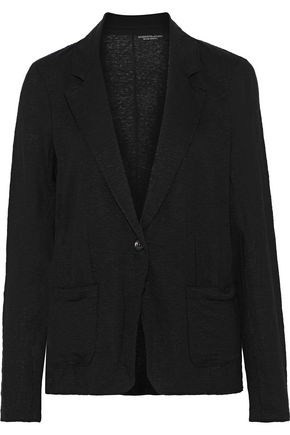 MAJESTIC FILATURES Stretch-linen jersey blazer