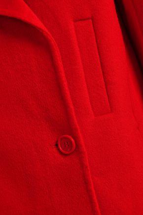 CLAUDIE PIERLOT Double-breasted wool-blend coat
