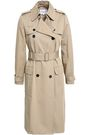 CLAUDIE PIERLOT Gloria cotton-gabardine trench coat