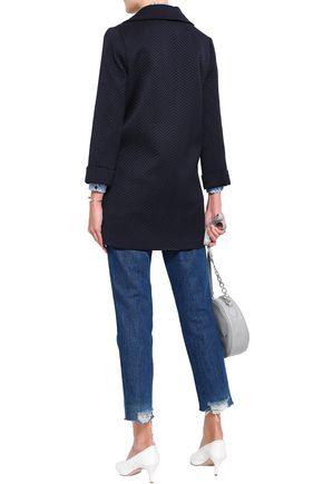 CLAUDIE PIERLOT Textured woven coat