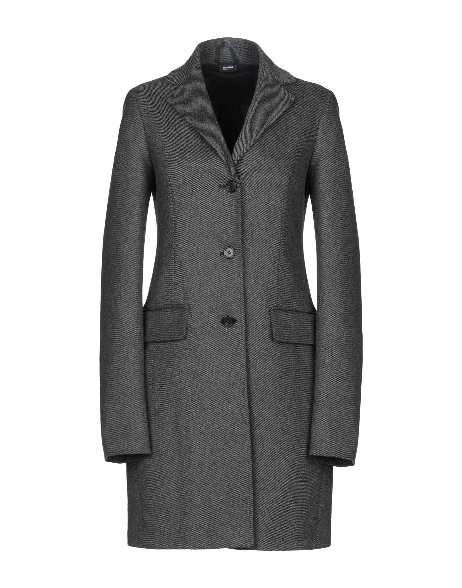 JIL SANDER NAVY Пальто