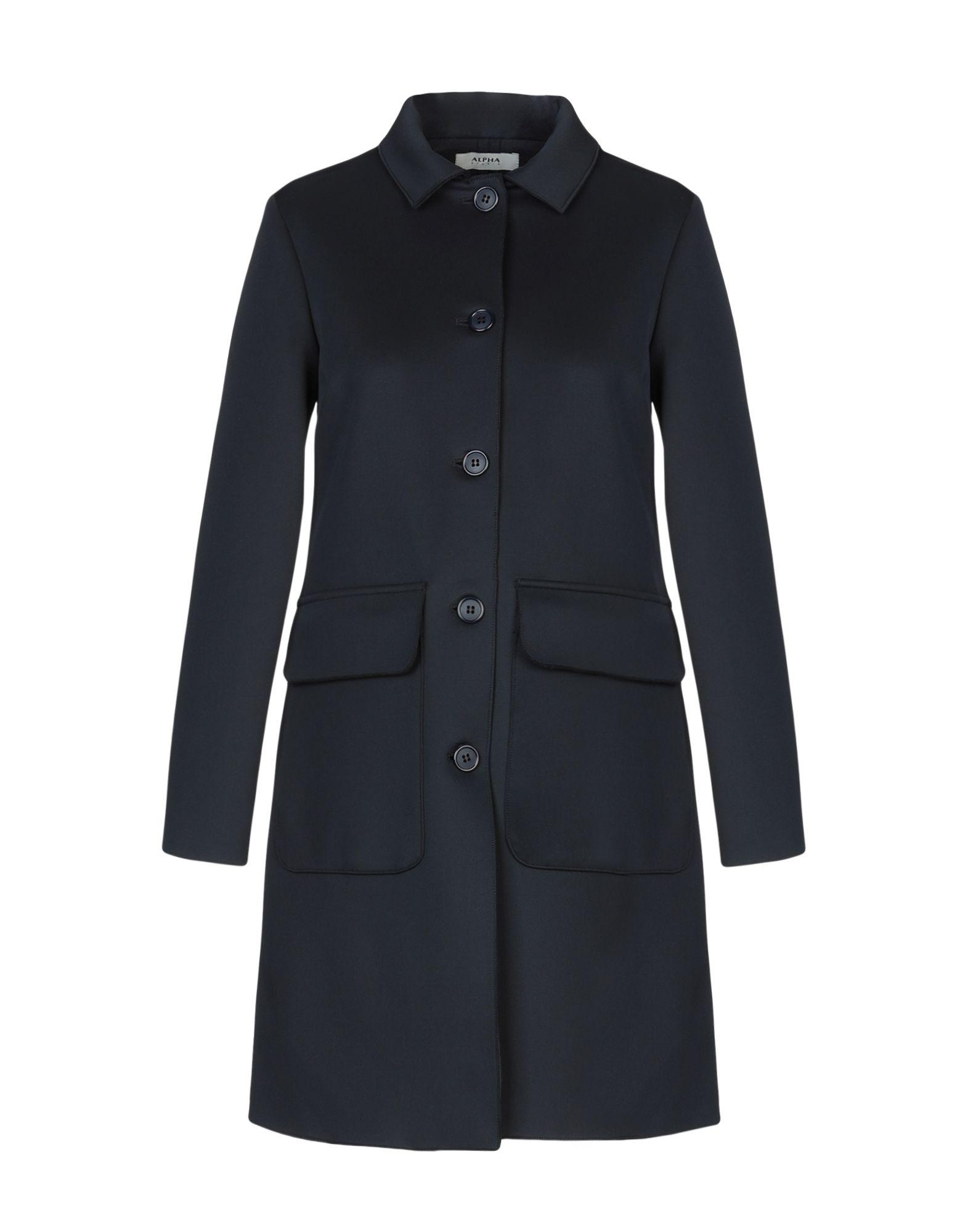 ALPHA STUDIO Легкое пальто недорго, оригинальная цена