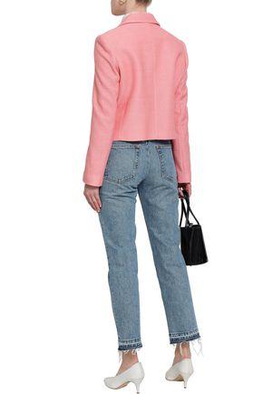 SANDRO Cotton-blend jacket