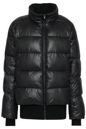 M MISSONI Quilted shell down jacket