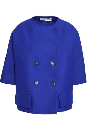 MARNI Double-breasted cotton jacket