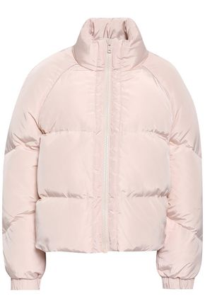 GANNI Shell down jacket