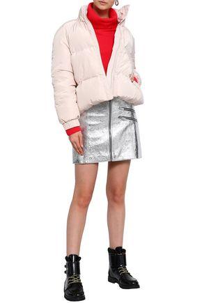 GANNI Shell down jacket