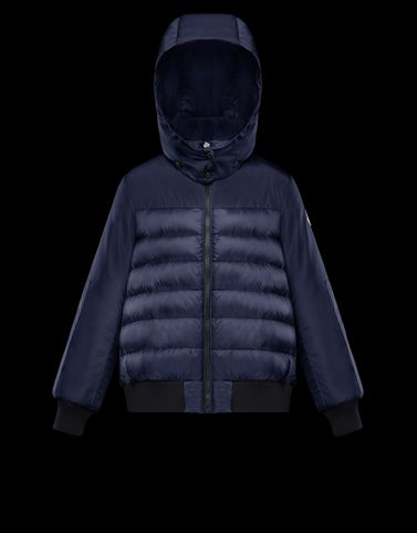 MONCLER ELANION - Short outerwear - women