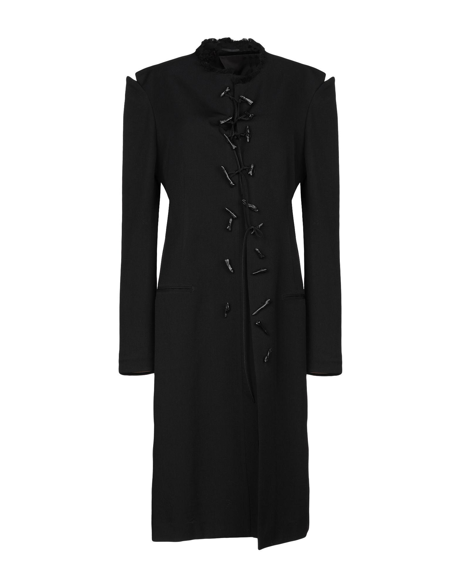 YOHJI YAMAMOTO Легкое пальто y s yohji yamamoto пиджак