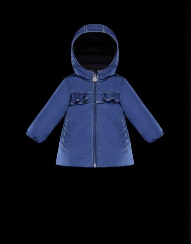 MONCLER RARAKA - Long outerwear - women